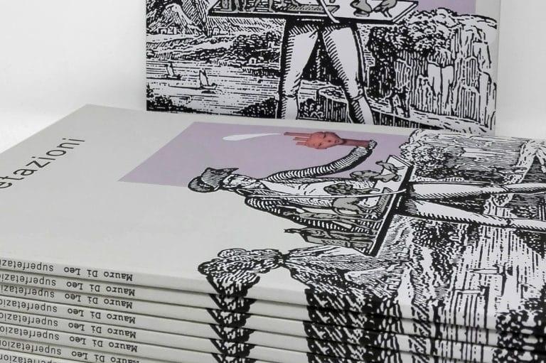 catalogo d'arte mauro di leo dedalo comunicazione visiva fabriano