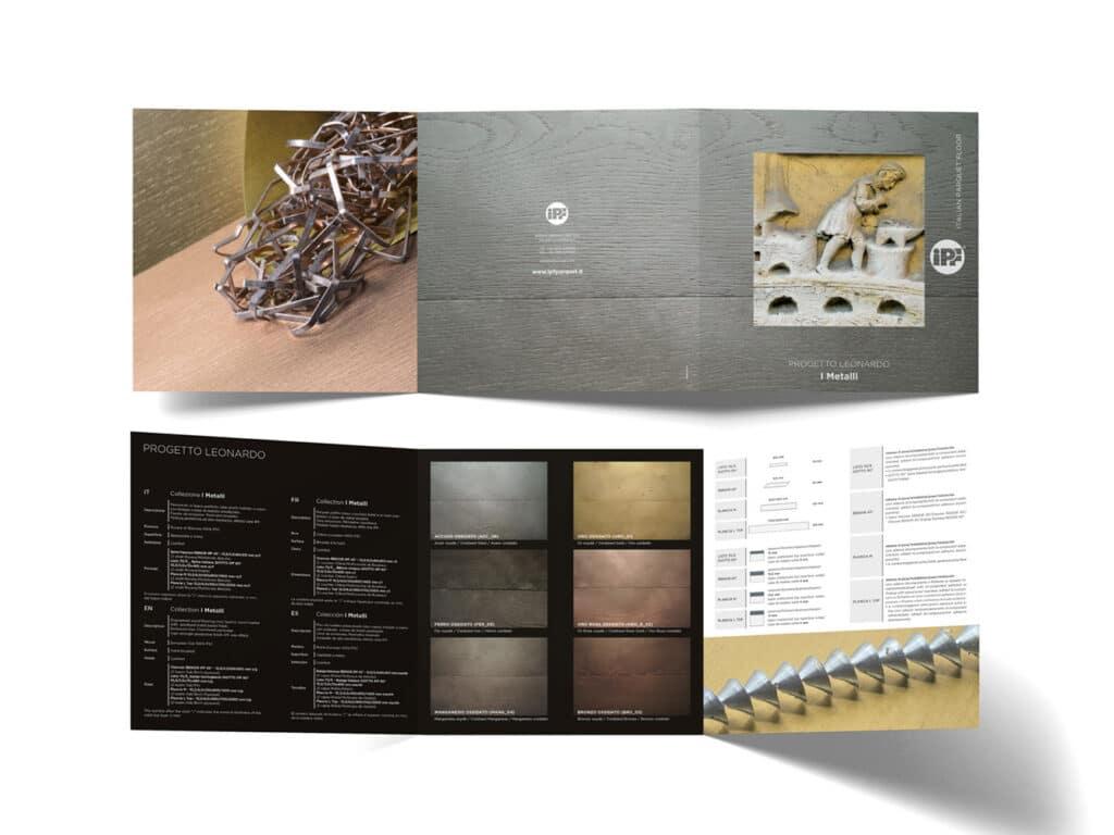 catalogo e brochure