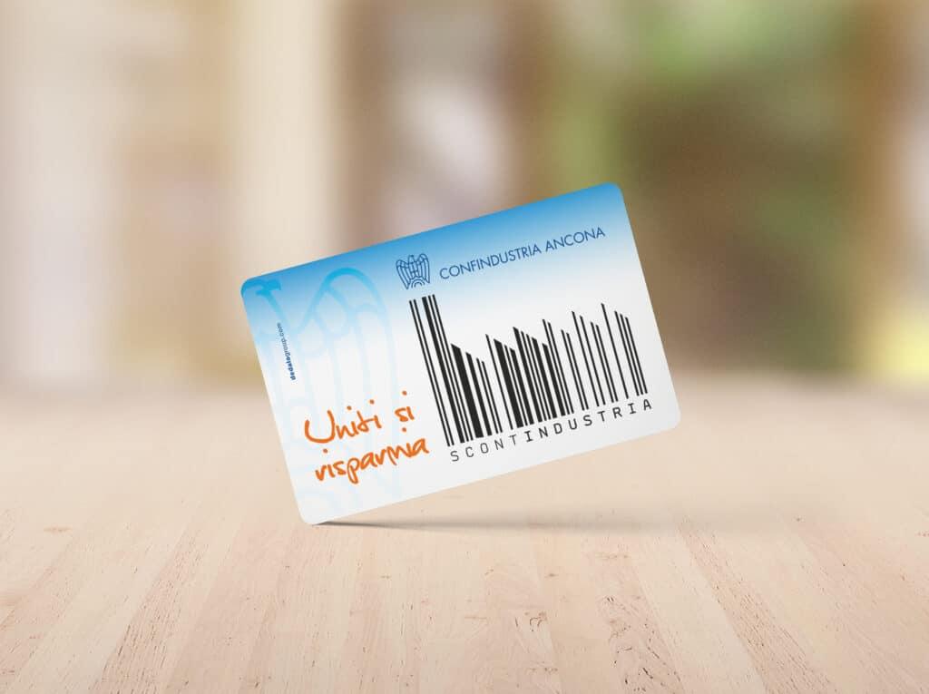 business fidelity card pvc confindustria