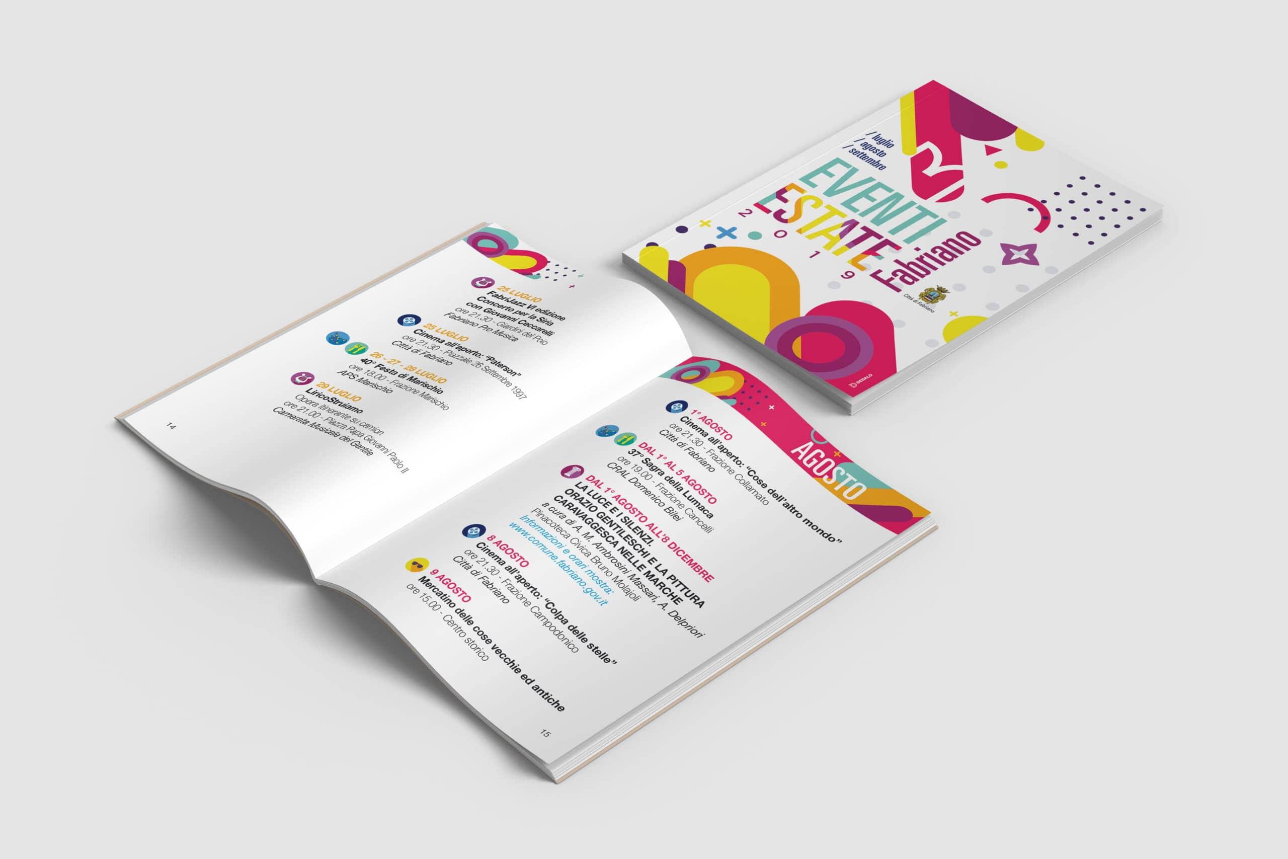 eventi estate brochure