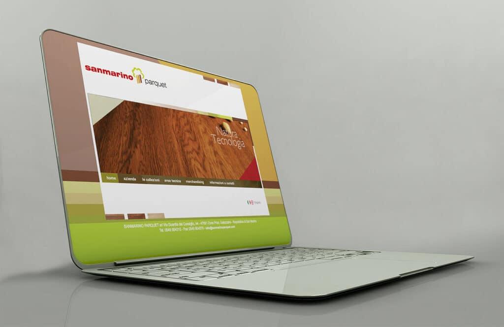 sitoweb sanmarinoparquet